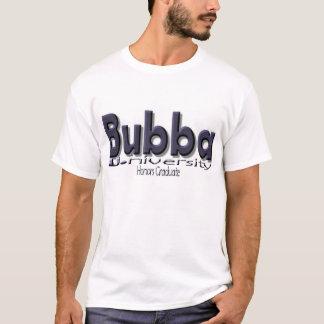 """Bubba U. (大学) """"名誉卒業生"""" Tシャツ"""
