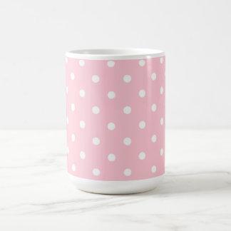Bubblegumのピンク コーヒーマグカップ