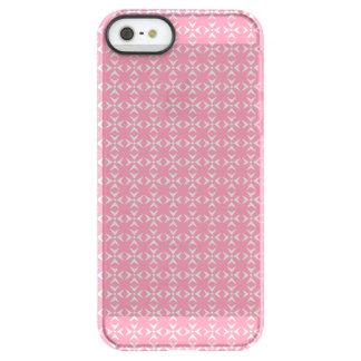 Bubblegumのピンク Permafrost iPhone SE/5/5sケース