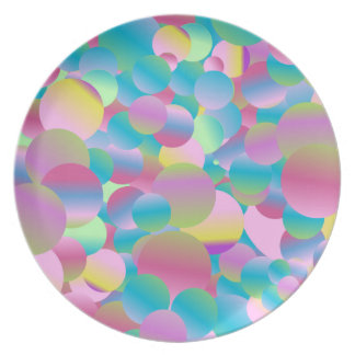 Bubblegumのプレート プレート