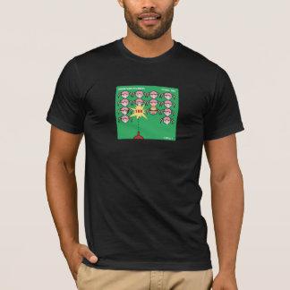Bubblegumの侵略者 Tシャツ