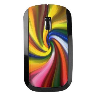Bubblegumの渦巻の無線電信のマウス ワイヤレスマウス