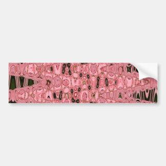 Bubblegumポップ・アートのな2013年1月 バンパーステッカー