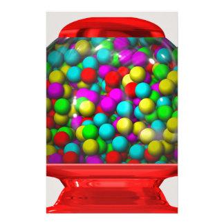 Bubblegum機械 便箋