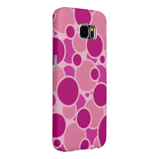 Bubbliciousの電話箱 Samsung Galaxy S6 ケース