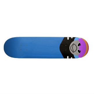 Bubla Chan Clupkitzの武士の芸者 スケートボード