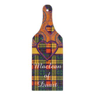 Buchananの一族の格子縞のスコットランド人のタータンチェック カッティングボード