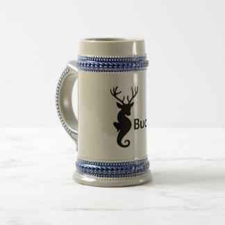 Buckfishビールステイン ビールジョッキ