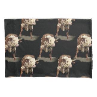 Bucking Bull 枕カバー
