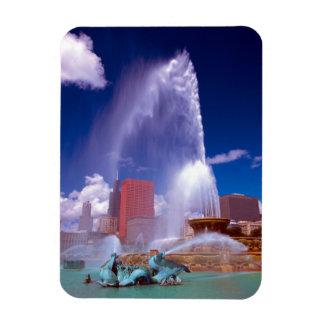 Buckinghamの噴水のシカゴの優れた屈曲の磁石 マグネット