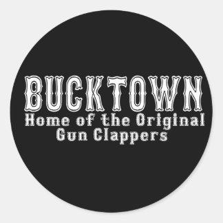 Bucktownブルックリン ラウンドシール