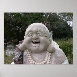 Budda ポスター