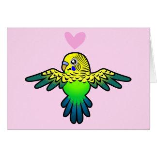 Budgie愛 カード