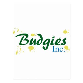 Budgies Inc. ポストカード