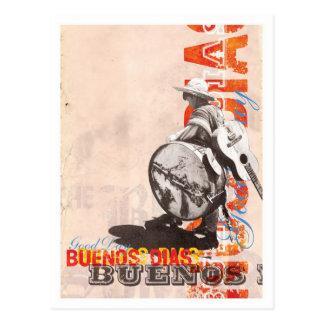 Bueno Diasの郵便はがき ポストカード