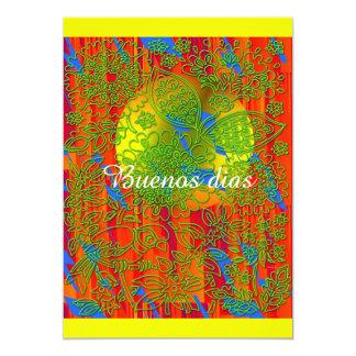 Buenosのdias カード