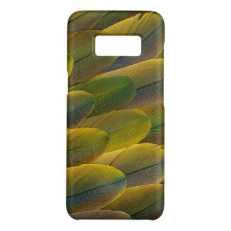Buffonのコンゴウインコの羽 Case-Mate Samsung Galaxy S8ケース