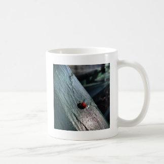 Bug女性 コーヒーマグカップ