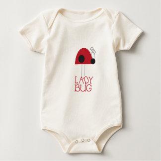 Bug Baby Sleeper女性 ベビーボディスーツ