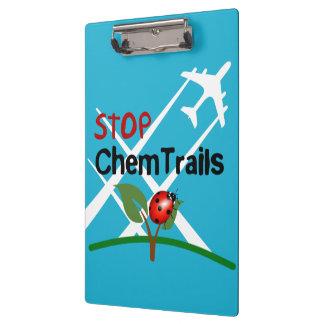 Bug Ecocide停止Chemtrailsの女性