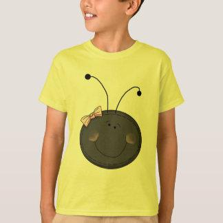 Bug Face女性 Tシャツ