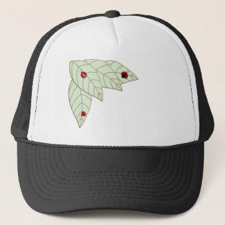 Bug Leaves女性 キャップ
