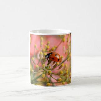 Bug Mug女性 コーヒーマグカップ