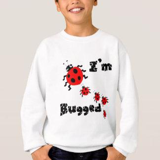 Bug T-Shirts女性および虫のギフト スウェットシャツ