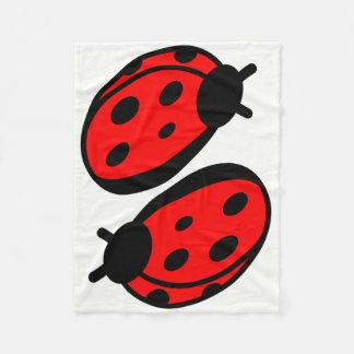 Bugs女性フリースブランケット フリースブランケット