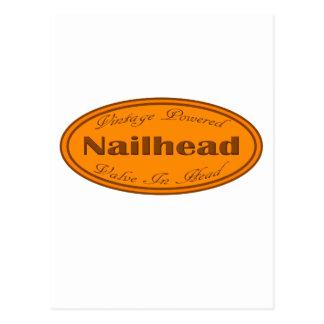 Buickのnailhead ポストカード