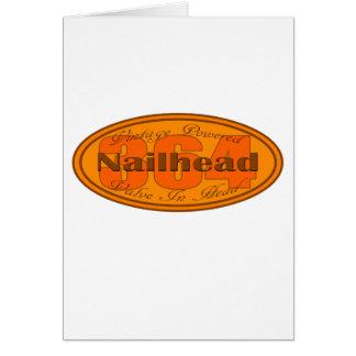 Buickのnailhead 364 カード
