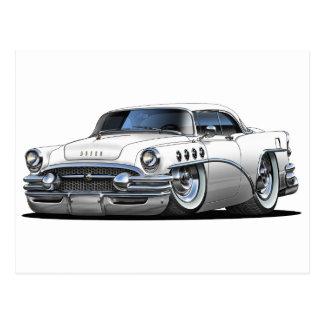 Buick世紀の白車 ポストカード