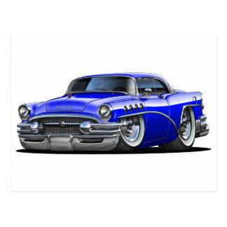 Buick世紀の青車 ポストカード