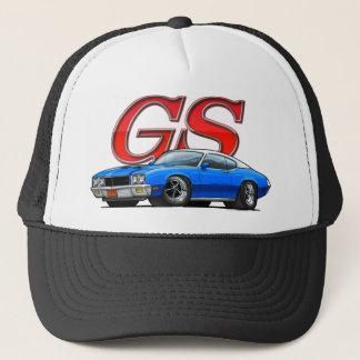 Buick_GS_BlueVW キャップ