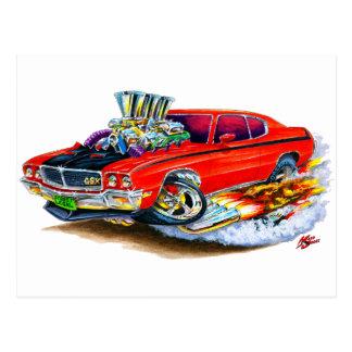 Buick GSXの赤車 ポストカード