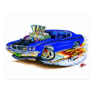 Buick GSXの青車 ポストカード
