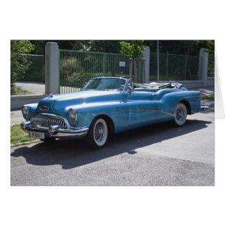 Buick Skylark 1953年 カード