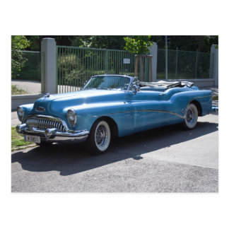 Buick Skylark 1953年 ポストカード
