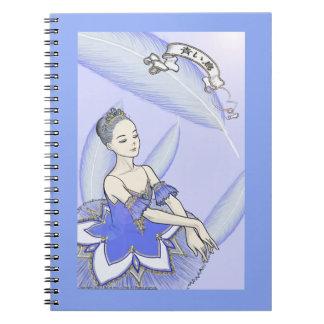 Bule Bird 青い鳥 ノートブック