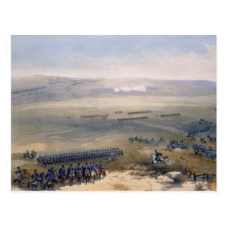 Bulganakの高さの騎兵隊の出来事: ポストカード