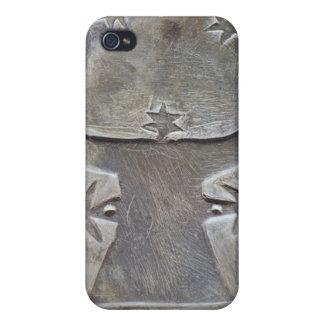 Bullのヘッドパレット iPhone 4 Cover