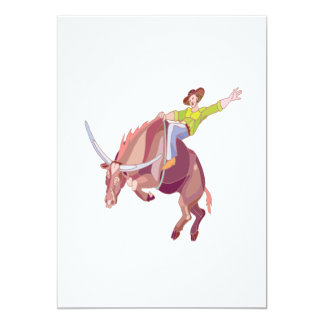 Bullの乗馬 カード
