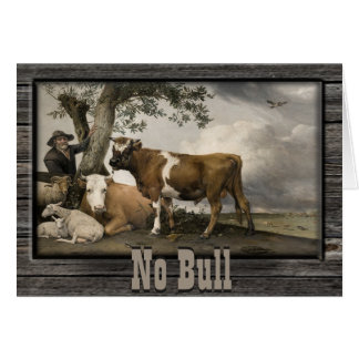 Bullの国無し カード