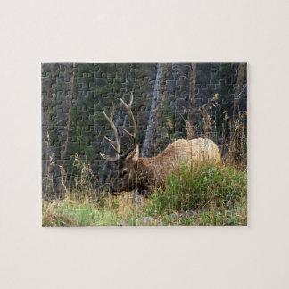 Bullの大きいオオシカ-パズル ジグソーパズル