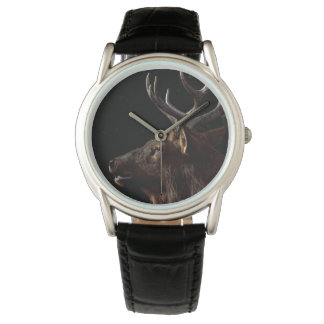 Bullの大きいオオシカ 腕時計
