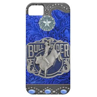 """Bullライダー""の西部のロデオのIPhone 5の場合 iPhone SE/5/5s ケース"