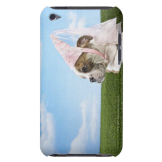 Bull犬の子犬の王女 Case-Mate iPod Touch ケース