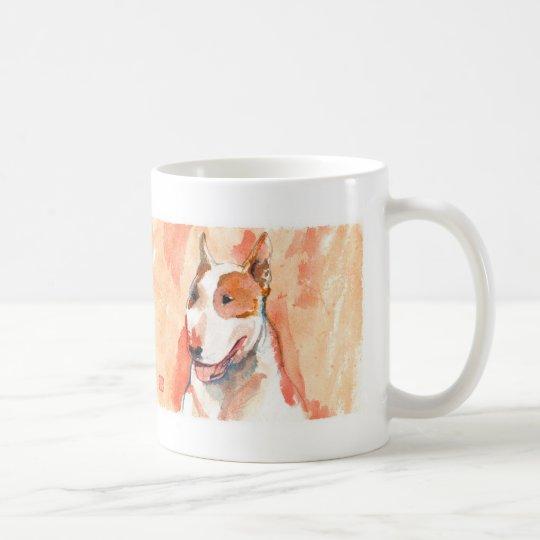 Bull Terrier Mug コーヒーマグカップ