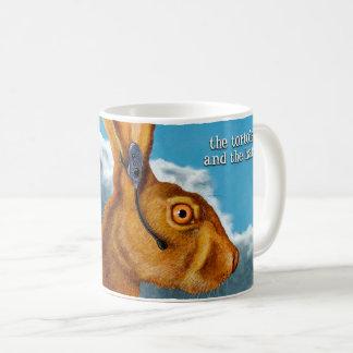 Bullasのマグ/うさぎとかめ… コーヒーマグカップ