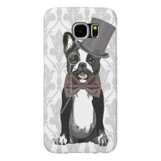 Bulldog氏 Samsung Galaxy S6 ケース